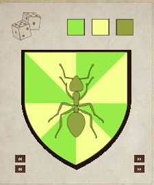 The hard-working green ant class.